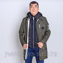 Куртка мужская  демисезонная Shark Force длинная хаки