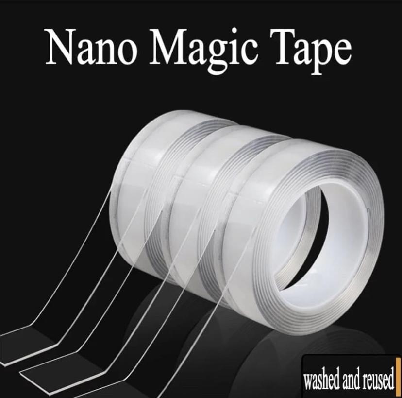 Нано-лента, универсальная клеевая лента