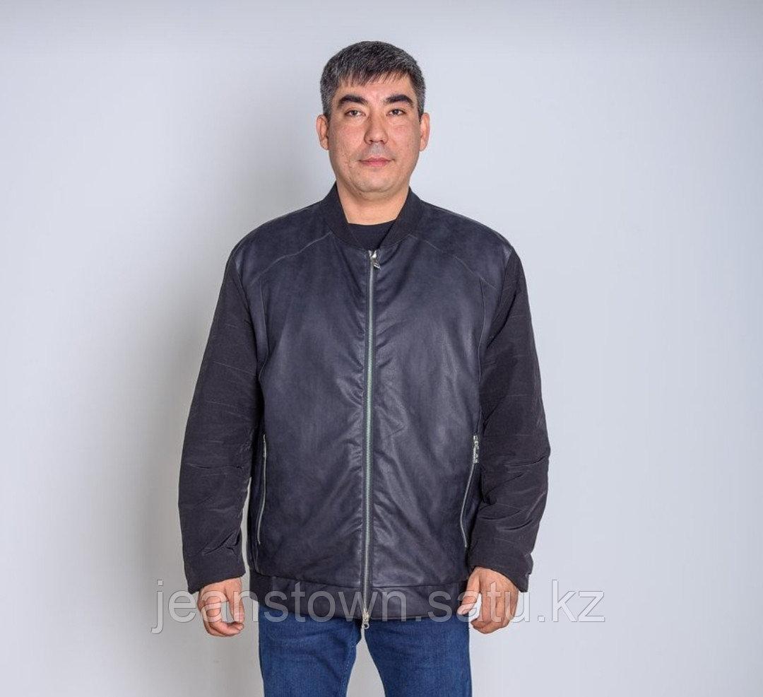 Куртка мужская демисезонная Shark Force черная - фото 1