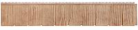 """Панель фасадная  """"ЯФАСАД"""" Сибирская дранка Песочный 257x1631 мм Grand Line, фото 1"""