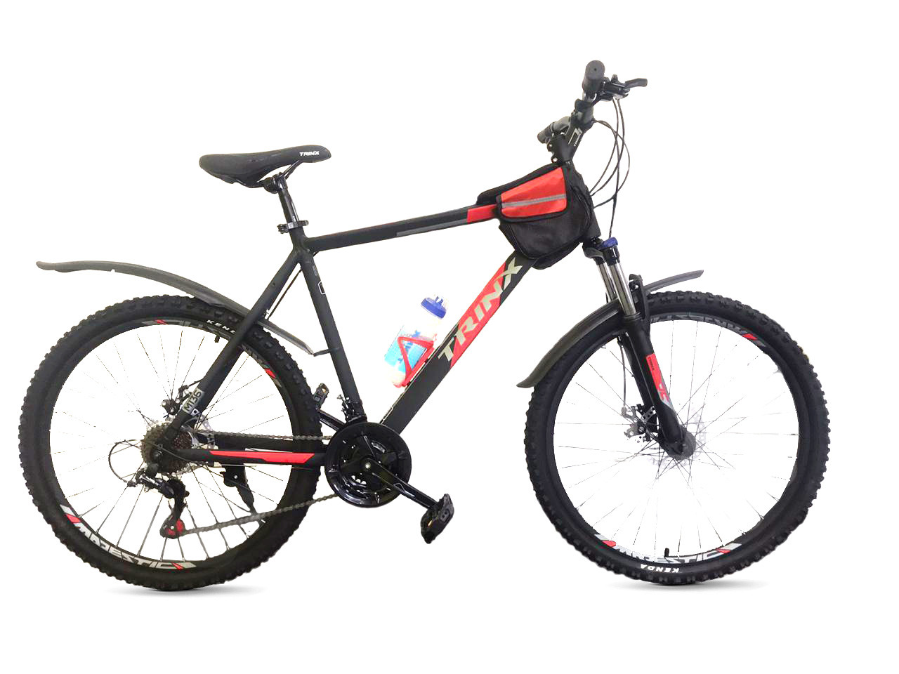 Горный велосипед TRINX Majestc M136 D26 2020