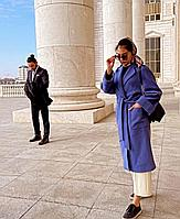Женское пальто-халат со спущенными рукавами, фото 1