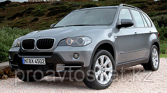 Переходные рамки на BMW 5-series Х5 II (Е70) дорестайл и рестайл (2006-2013) с Bosch AL 3/3R на Hella 3/3R
