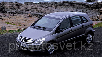 Переходные рамки на Mercedes-Benz B-Class I (W245) (2005-2011) с Bosch AL 3/3R на Hella 3/3R
