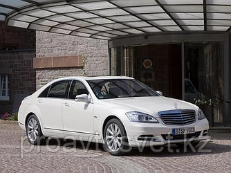 Переходные рамки на Mercedes-Benz S-Class V (W221) дорестайл и рест (2005-2013) с Bosch AL 3/3R на Hella 3/3R