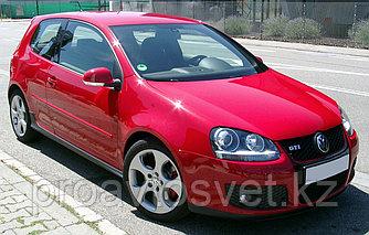 Переходные рамки на Volkswagen Golf GTI V (MkV) (2004-2009) с Bosch AL 3/3R на Hella 3/3R