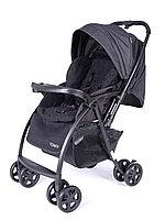 Прогулочная коляска Tomix Carry с перекидной ручкой черный