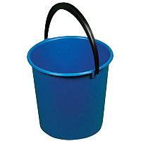 Ведро пластмассовое OfficeClean Professional, цвет синий, 10л