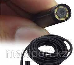 Камера эндоскоп  для смартфона или компьютера (USB), с подсветкой 7mm, фото 2