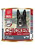 Влажный корм для собак всех пород и возрастов Blitz Chicken&Veal с курицей и телятиной
