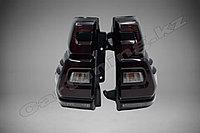 Задние фонари BLACK для Toyota Land Cruiser Prado 150 2018-2020гг.