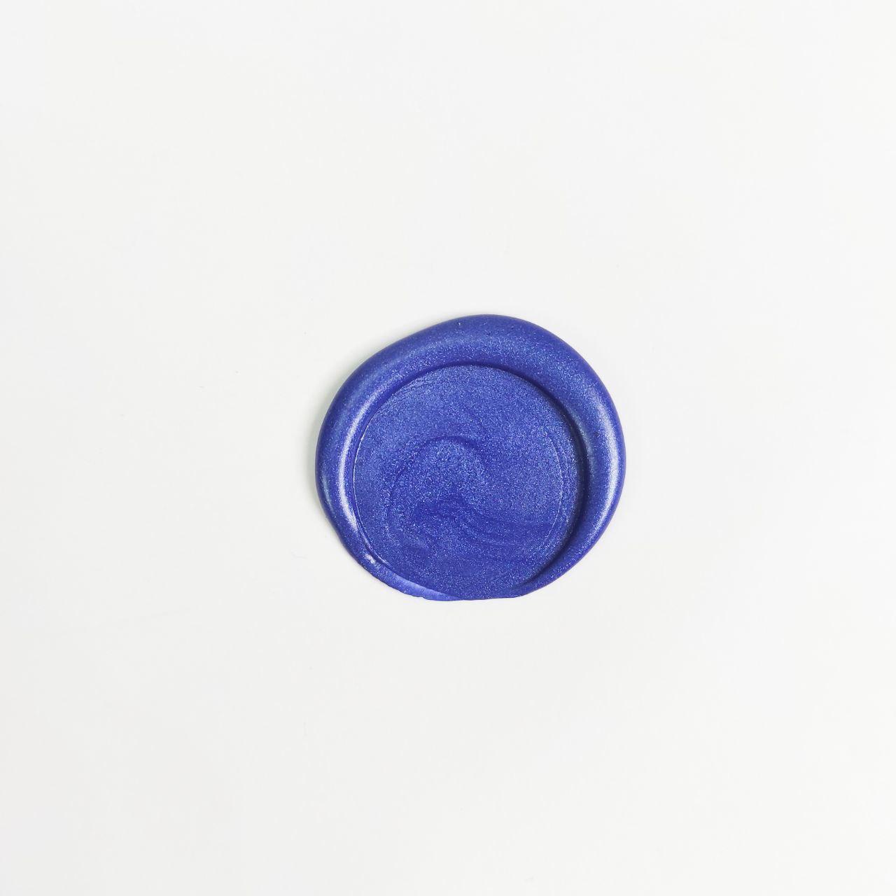 Декоративный сургуч -  Синий