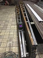 Металлический профиль, квадратные трубы, фото 1