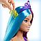 """Barbie """"Дримтопия"""" Кукла Барби Прицесса-Русалка с прекрасными волосами, в сиреневом топе, фото 4"""