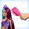 """Barbie """"Дримтопия"""" Кукла Барби Прицесса-Русалка с прекрасными волосами, в сиреневом топе, фото 6"""