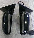 """Зеркала """"Топаз"""" с обогревом и электроприводом черные Лада 110/Приора, фото 3"""
