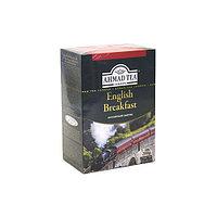 English Breakfast Чай черный Ahmad Tea, 200 г