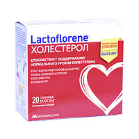 Добавка биологически активная Lactoflorene Холестерол в саше, 20 шт