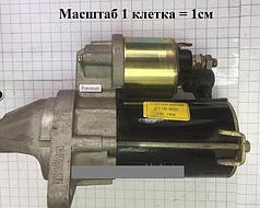 178- электростартер (левое вращение)