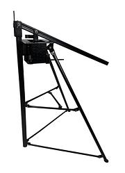 Ручной пресс для топливных брикетов 100х100 мм