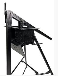Ручной пресс для брикетов 200х100 мм