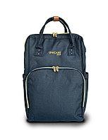 """Сумка - рюкзак для мамы """"Osaka"""", черный (Unicare, Япония)"""