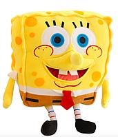 """Мягкая игрушка-подушка """"Губка Боб Квадратные Штаны""""(Спанч Боб)"""