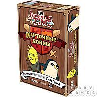 Настольная игра: Время приключений. Карточные войны: Лимонохват против Гантера, арт. 915293