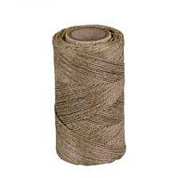 Шпагат джутовый, 50м, 0,85кг, коричневый Foska