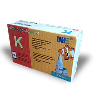 UHE K (калий) test