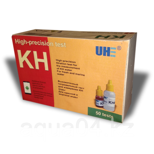 UHE KH (карбонатная жесткость) test