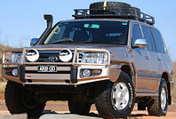 Бампер передний ARB Sahara для Toyota Land Cruiser 105
