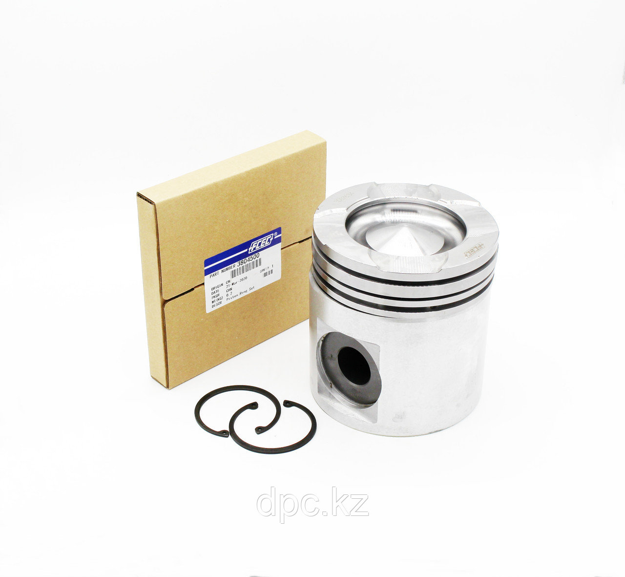 Поршневой комплект FCEC для Cummins N14 3803741 3087634 3084044