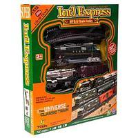 Игрушечная железная дорога Intl Express