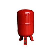 Бак расширительный VALTEC для отопления 150л. КРАСНЫЙ (с ножками) (VT.RV.R.070150)
