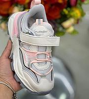 Лёгкие летние кроссовки FUDRON для девочек.