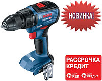 06019H5002 Дрель-шуруповерт GSR 18V-50 Professional аккумуляторная без аккумулятора и зарядного устройства, фото 1