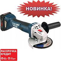 Аккумуляторная угловая шлифмашина (болгарка) Bosch GWS 180-LI (06019H9021)