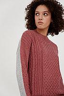 Джемпер женский Finn Flare, цвет темно-розовый, размер L