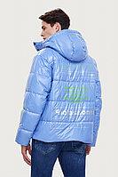 Куртка мужская Finn Flare, цвет синий, размер 2XL