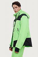 Куртка мужская Finn Flare, цвет неоновый зеленый, размер L