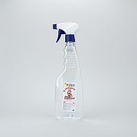 Кожный антисептик Антисептический спрей для рук RIXOS 0.5 л с распылителем