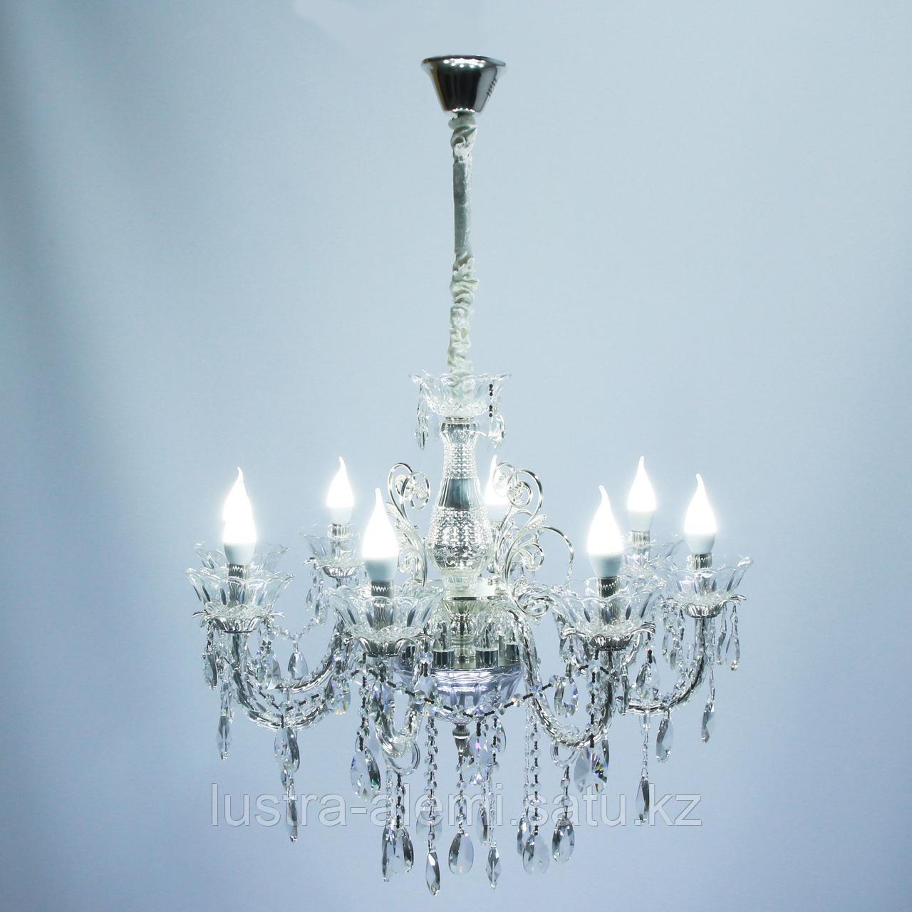 Люстра Классика 4016/8 Silver
