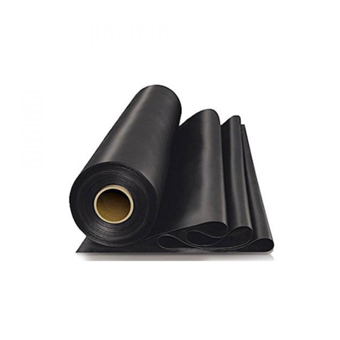 """ПВХ мембрана """"FATRAFOL"""", AQUAPLAST 805/V Чехия, неармированная, черная, 1 мм"""