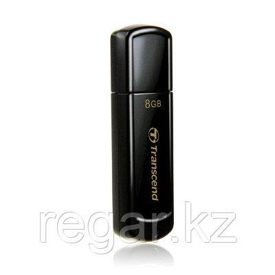 USB Флеш 8GB 2.0 Transcend TS8GJF350 черный