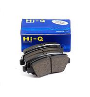 Kолодки тормозные передние HI-Q (Lexus rx330/350/400h 03-09; Toyota highlander 03--07)