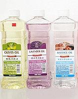Сет 3шт масла массажных 550мл Китай с дозатором