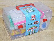 2551 Волшебная аптечка Play smart в чемодане, 29предм, 21*12см, фото 2