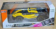 6912-5 Машина Spray Runner на р/у выпускает пар 43*17, фото 2
