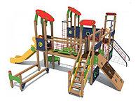 Детский игровой комплекс (8,634 м х 7,478 м х 3,692 м)